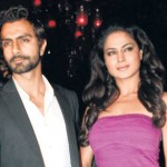 Ashmit Patel and Veena Malik