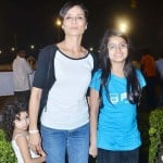 Adhuna Akhtar with her kids
