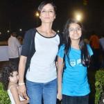 Adhuna Akhtar with her kids