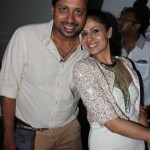 Chhavi Mittal with her husband