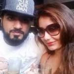 Leena Jumani with Rahul Sachdeva