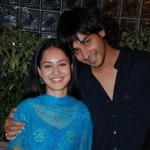 Pooja Bose with Kunal Verma