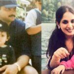 Radhika Madan childhood photos