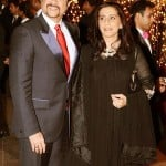 Harshvardhan Kapoor parents