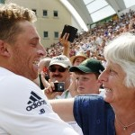 Jos Buttler with his mother