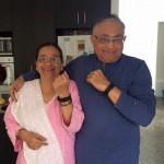 Nidhi Singh parents