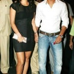Shoaib Malik with Sania Mirza