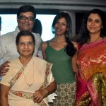 Shriya Pilgaonkar with her family