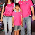 Sonali Bendre with her husnand Goldie Behl and son Ranveer