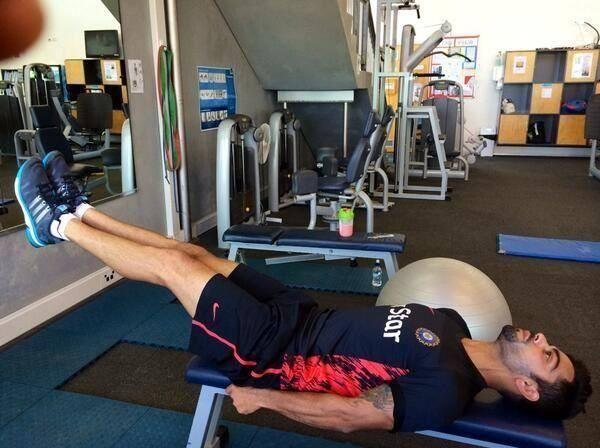 Virat Kohli Diet And Workout