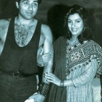 Sunny Deol With His Ex-Girlfriend Dimple Kapadia