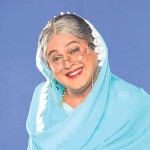 Ali Asgar as Dadi in Comdey Nights with Kapil