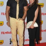 Baba Sehgal with his girlfriend Ashima Kalra