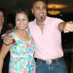 Baba Sehgal with his ex-wife Anju