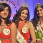 Disha Patani Became 1st Runner Up At Miss Indore Title 2013