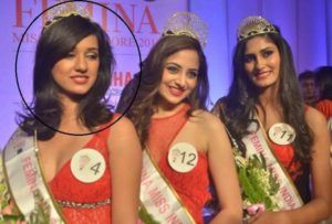 Disha Patani Became 1st Runner-Up At Miss Indore Title 2013