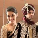 Gaurav Arora with Kriti Sanon