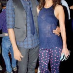 Gulshan Devaiya with his wife