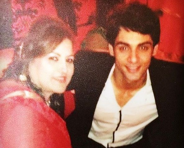 karan-wahi-with-his-sister