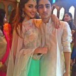 Kiara Advani with her younger brother, Mishaal