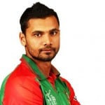 Mashrafe Mortaza Height, Weight, Age, Wife, Affairs & More