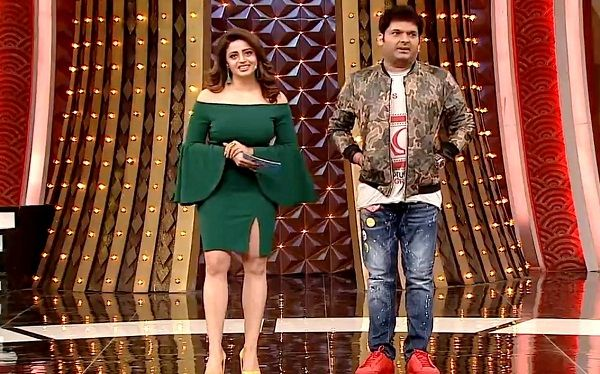 Neha Pendse hosted 'Family Time With Kapil Sharma'