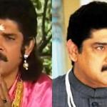 Pankaj Dheer as Karna in Mahabharat