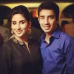 Parul Gulati with her brother