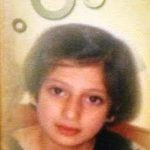 Raai Laxmi childhood photo