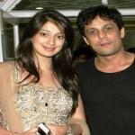 Raai Laxmi with Vikram Singh