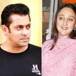 Salman Khan and Saheen Jaffrey
