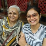 Toral Rasputra's mother and sister