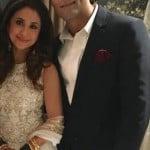 Urmila Matondkar and her husband Mohsin Akhtar Mir