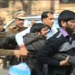 Kanhaiya Kumar in Police custody