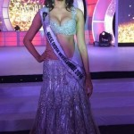 Monica Gill after winning Miss India Worldwide 2014