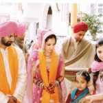 Barun Sobti & Pashmeen Manchanda Marriage Photo