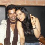 Barun Sobti with his wife Pashmeen Manchanda