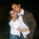 Nikita Vanjara with her ex-husband Dinesh Karthik