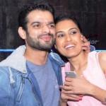 Kamya Punjabi with Karan Patel
