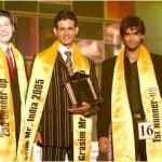 Kushal Tandon, Mr. India runner-up 2005