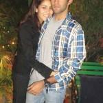 Mira Rajput with Aditya Lal