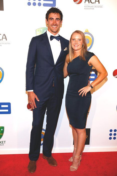 Mitchell Starc Height, Weight, Age, Wife, Family