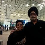 Mona Singh's Parents