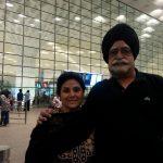 Mona Singh's Parents