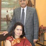 Nikita Dutta's Parents