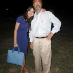 Priyadarshini Chatterjee father and sister