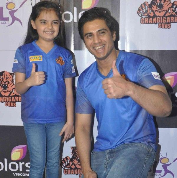 Shiv Pandit At The Press Meet Of BCL