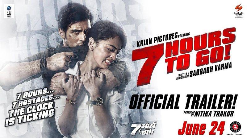 Shiv Pandit's Lead Role In 7 Hours To Go