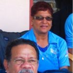 Sunil Narine parents