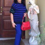 Sushmita Sen's mother, Subhra Sen